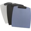 Storex Hard Poly Legal Clipboard (Set of 12)