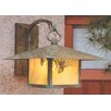 Arroyo Craftsman Monterey 1 Light Wall Lantern