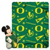 Northwest Co. NCAA Mickey Hugger Fleece Throw