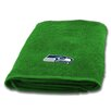 Northwest Co. NFL Seahawks Applique Beach Towel