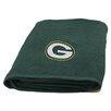 Northwest Co. NFL Packers Applique Beach Towel