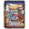 Northwest Co. NFL New England Patriots Tapestry Throw