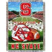 Northwest Co. NCAA North Carolina State Tapestry Throw