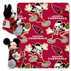 Northwest Co. NFL Mickey Mouse Throw