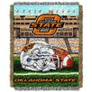 Northwest Co. NCAA Oklahoma State Tapestry Throw