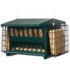 Akerue Industries Seed N More Suet Hopper Bird Feeder