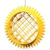Sunflower Hanging Suet Cake Bird Feeder