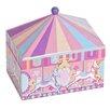 Mele & Co. Edie Musical Jewelry Box