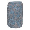 Crestview Collection Large Damask Leaf Vase
