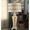 "Crestview Collection Grandview 33"" H Table Lamp with Drum Shade"