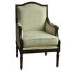Crestview Collection Huntington Linen Arm Chair