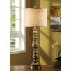 "Crestview Collection Harmony 35.5"" H Table Lamp with Drum Shade"