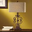 """Crestview Collection Avenue 29.5"""" H Table Lamp with Rectangular Shade"""