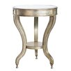 Crestview Collection Beverly Mirrored Accent Table