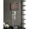 """Crestview Collection Transitions Celest 29.5"""" H Table Lamp with Drum Shade"""