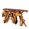 Interlude High Desert Root Console Table