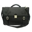 Piel Leather Entrepreneur XXL Portfolio Leather Laptop Briefcase
