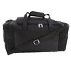"""Piel Leather 19.5"""" Small Leather Carry-On Duffel"""