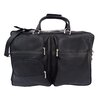 "Piel Leather Traveler 19.5"" Leather Travel Duffel"