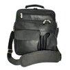 Piel Leather Adventurer Messenger Bag
