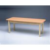 Skillbuilders Wooden Upholstered Treatrment Table