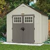 Suncast Tremont 8 Ft. W x 7 Ft. D Resin Storage Shed