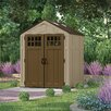 Suncast Everett 6 Ft. W x 5 Ft. D Resin Storage Shed