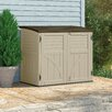 Suncast Utility 4.4 Ft. W x 2.7 Ft. D Resin Storage Shed