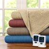 Beautyrest Beautyrest Solid Microlight/Berber Heated Blanket