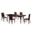 New Spec Inc Cafe-47 5 Piece Dining Set