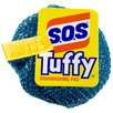 S.O.S Tuffy Nylon Dishwashing Scouring Pads (Set of 24)