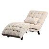 Abbyson Living Carmen Fabric Chaise Lounge