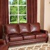 Abbyson Living Bel Air Leather Sofa