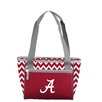 Logo Chairs 16 Can NCAA Chevron Tote Cooler