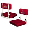 Logo Chairs MLB Hard Back Stadium Seat