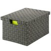 Honey Can Do Large Woven File Box