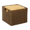 Honey Can Do Parchment Cord Crate