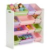 Honey Can Do Kids Sort Store Toy Organizer