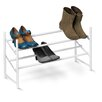 Honey Can Do 2 Tier Expandable Shoe Rack (Set of 2)