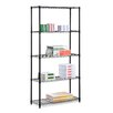 "Honey Can Do Urban 72"" H 5 Shelf Shelving Unit"