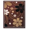 L.A. Rugs Olympic Brown Area Rug