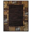 L.A. Rugs Olympic Black Area Rug
