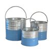 Cheungs 3 Piece Bucket with Handles Set