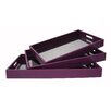 Cheungs 3 Piece Tray with Mirror