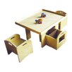 A+ Child Supply Kids' Table and Chair Set