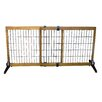 "Carlson Pet Products 28"" Wood Free Standing Gate"