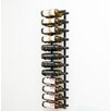 VintageView Wall Series 24 Bottle Wall Mounted Wine Rack