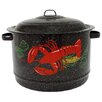 Granite Ware Graniteware 19-qt. Stock Pot with Lid