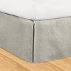 Veratex, Inc. 3 Piece Adjustable Bed Skirt Set