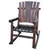 United General Supply CO., INC Single Rocker Without Star